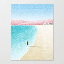 DREAM VACATION / California, US Canvas Print