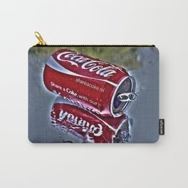 Chilly cola in the hot summer day  Carry-All Pouch