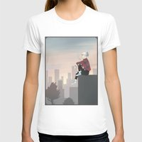 sunrise T-shirts featuring sunrise by Emily Rose Carter