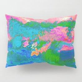 Pinkskies One Pillow Sham