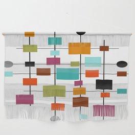 Mid-Century Modern Art 1.3.1 Wall Hanging