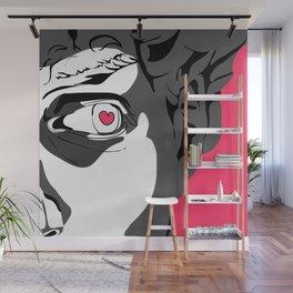 David face Wall Mural