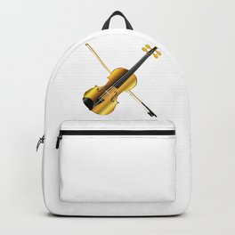Devils Golden Fiddle Backpack