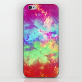 Painted Clouds Vapors II iPhone Skin