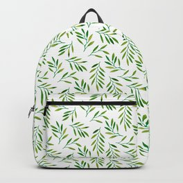 Willow -Green Backpack