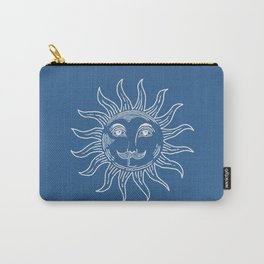 Runny nose sun Carry-All Pouch