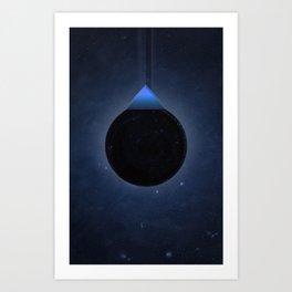 Prism Planet – Night Art Print