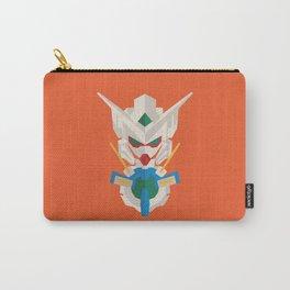 gundam exia flat design Carry-All Pouch
