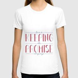 Promise T-shirt