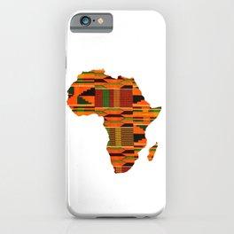 Kente Africa iPhone Case