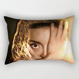 Five More Minutes Rectangular Pillow