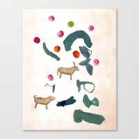 TIS THE SEASON Canvas Print
