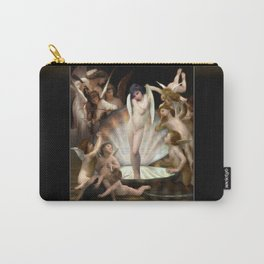 Bouguereau's Angels Surround Cupid Carry-All Pouch