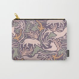 Big Cats and Fishes Carry-All Pouch