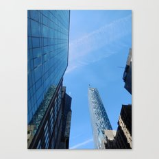 On 57th street, NYC Canvas Print