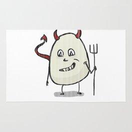 Deviled Egg Rug