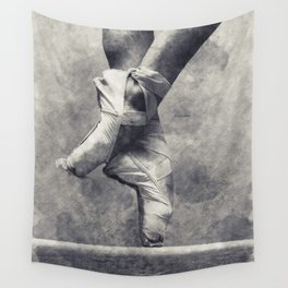Dancing shoes Wall Tapestry