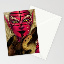 Caipora Stationery Cards