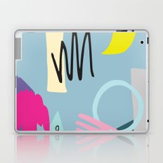 The Dreamy Moon Laptop & iPad Skin