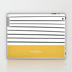 MARINERASYELLOW Laptop & iPad Skin