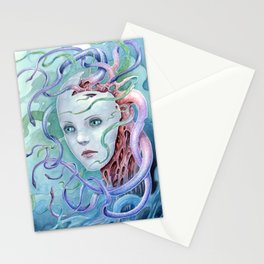 Meduse Stationery Cards