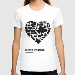 United we stand - Vintage  T-shirt