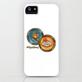 #VegasStrong Pokerchips iPhone Case