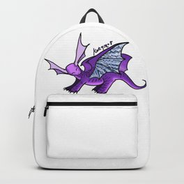 Baby Dragon Backpack