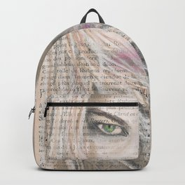 Nouvelle œuvres Backpack