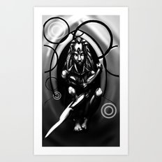 The TechMother Art Print