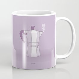 Coffee Maker Series - Moka Coffee Mug