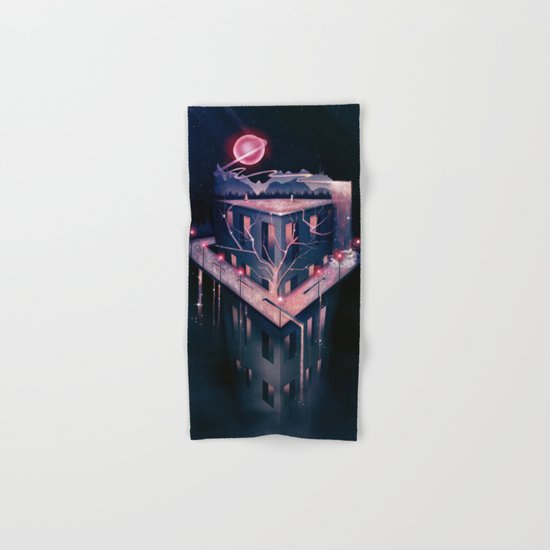 Multiverse Hand & Bath Towel