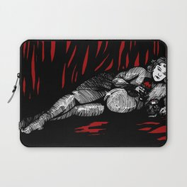 Lilith in red Laptop Sleeve