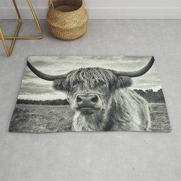 Highland Cow II Rug