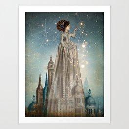 Abrakadabra Art Print