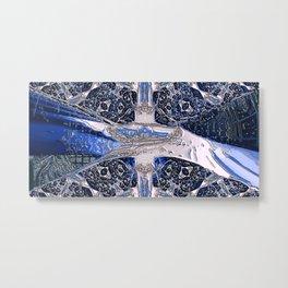Spidergod Zen vol.06 07 Metal Print