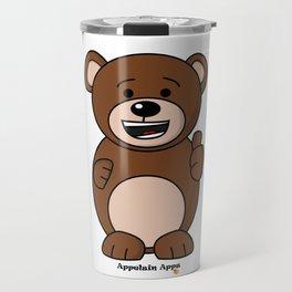 Bruno Bear Travel Mug