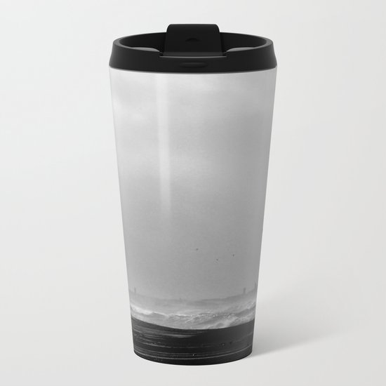 The Old Man and the Sea Metal Travel Mug