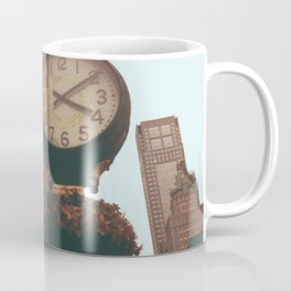 The Sherry Netherland Clock Coffee Mug