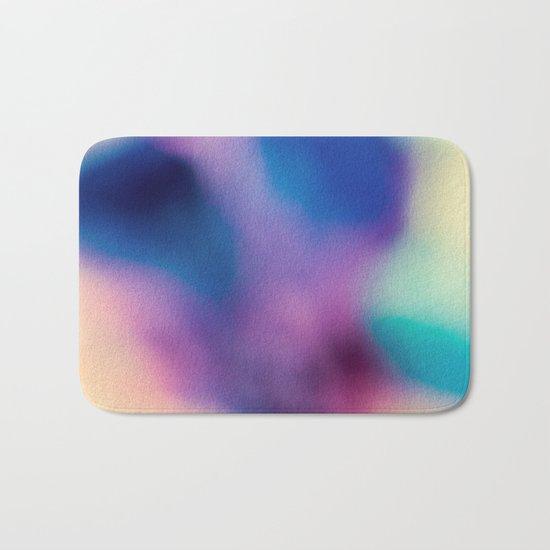 BLUR / ghosts Bath Mat