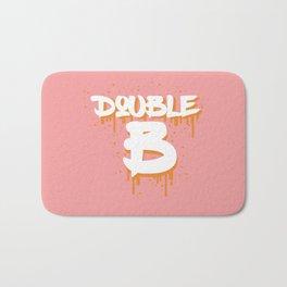 DOUBLE B Bath Mat