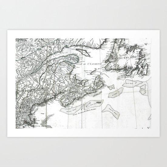 New Britain Art Print