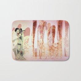 Pink Fair Lady Bath Mat