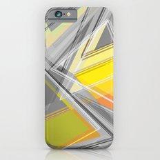 ∆Yellow Slim Case iPhone 6s