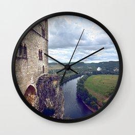 Vie de Chateau Wall Clock