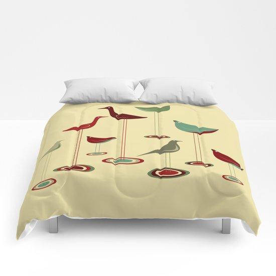 The gang Comforters