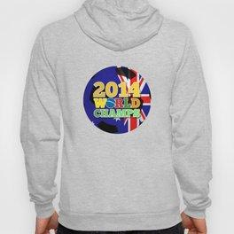2014 World Champs Ball - Australia Hoody