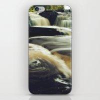 michigan iPhone & iPod Skins featuring Michigan by Noah Willman