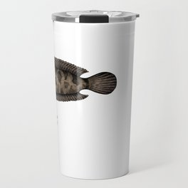 Snakehead Travel Mug