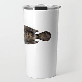 Snakehead Travel Mug
